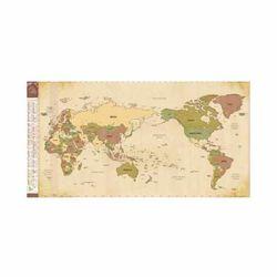 정품 세계지도 월드맵 인테리어지도 세계지도인테리어