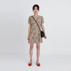 leopard mini one-piece