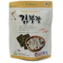 하동권여사 김부각(전통맛) 30g1팩
