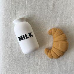 핸드메이드 우유 자동차 차량용 석고방향제
