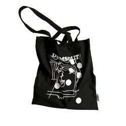 MAGRITTE eco - bag (black)