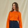 Time Long Sleeve (orange)