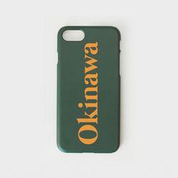 하드케이스 오키나와 (딥그린) (아이폰6플러스)
