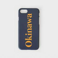 하드케이스 오키나와(네이비) (아이폰6플러스)