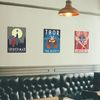 마블 정품 레트로아트 포스터 6종