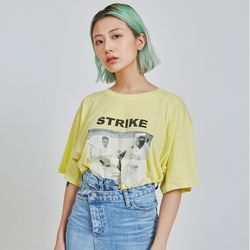 strike a pose 12 T (3 color) - UNISEX