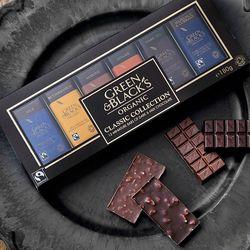 [공정무역] 유기농 초콜릿 그린앤블랙 셀렉션