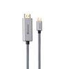버바팀 메탈릭 USB 3.1 타입 C to HDMI MHL 케이블 200cm 맥북