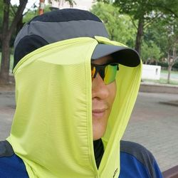 [휴몬트] 쿨 선가드(햇빛 가리개)자외선차단마스크