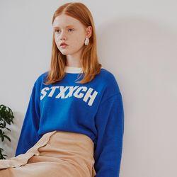 STXXCH KNIT (BLUE)