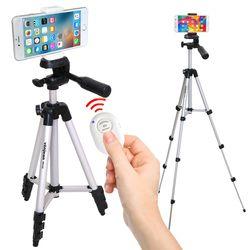 KM-542F 카메라 스마트폰 삼각대 리모컨 촬영 SET