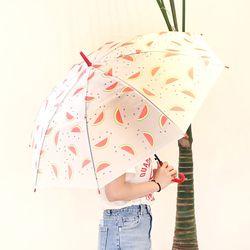 새콤달콤 귀여운 과일장우산