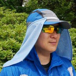 [휴몬트] 캡 선가드(햇빛가리개)자외선차단등산용품