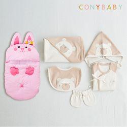 [CONY]출산준비물6종세트(베베출산5종+코니보낭)