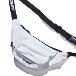 BSRABBIT BSRAWF POCKET WAISTBAG WHITE (waterproof)