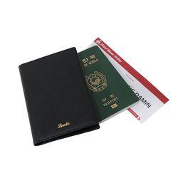 렌토 여권지갑 케이스 블랙
