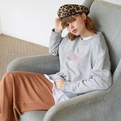 Columnist Sweatshirt - Grey