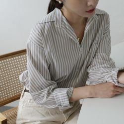 스트라이프 노멀 셔츠 (3-COLORS)