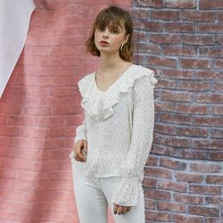 Carrie Blouse - Ivory