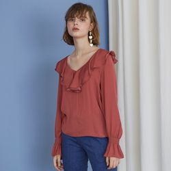 Carrie Blouse - Pink