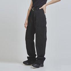wide cargo long pants (3 color)