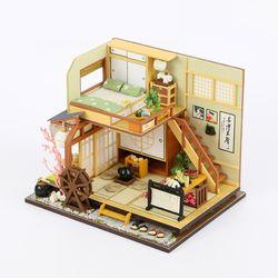 [adico]DIY 미니어처 하우스 - 료칸