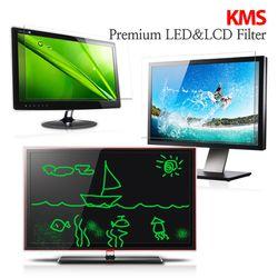 KMS 모니터 필터 보안기 프리미엄 32형