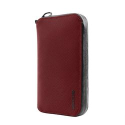 Travel Passport Zip Wallet - Deep Red 여권지갑 INTR40053-DRD