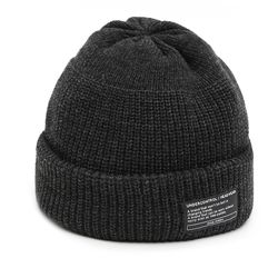 BEANIE  MONK FIT  CHARCOAL
