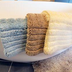 Regalk 플로어 욕실매트 45x65cm