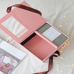 용돈박스 만들기 DIY재료 - 핑크 박스