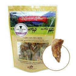 쥬펫 뉴질랜드 100 자연 수제간식 송아지연골칩 80g