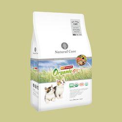네츄럴코어 고양이 organic 95 1kg고양이사료