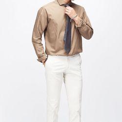 [매트블랙] 하비 하찌 카라 셔츠