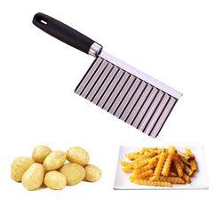 크링클 감자 커터기 1개 (랜덤)