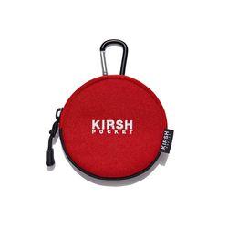 KIRSH POCKET COIN WALLET HA [RED]