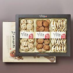 장흥표고버섯 선물세트-(장흥표고)백화고혼합세트