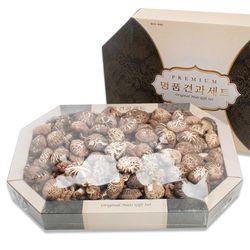 표고버섯 구로 흑화고 선물세트 2호 700g