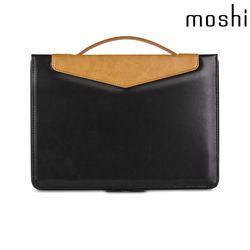 모쉬 노트북 13형 가죽 숄더백 코덱스 오닉스블랙