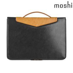 모쉬 노트북 15형 가죽 숄더백 코덱스 오닉스블랙