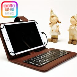 엑토 태블릿7 키보드스탠드 TKC-01 태블릿용키보드