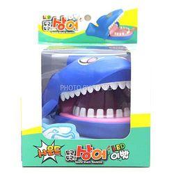 보드게임 - 두근두근 상어이빨(LED) 룰렛게임 (Toy-17)