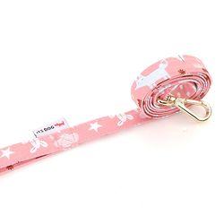 핑크여우 리드줄
