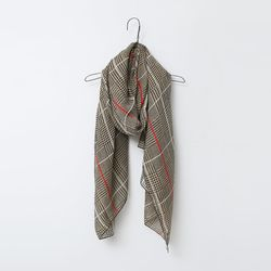 Glencheck Color Scarf