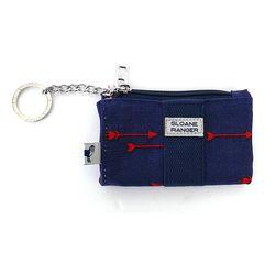 Coin purse 동전 카드 지갑- English Arrow