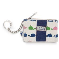 Coin purse 동전 카드 지갑- Whale