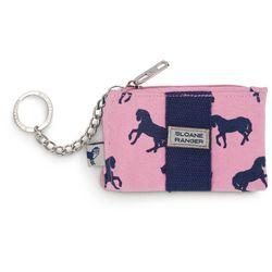 Coin purse 동전 카드 지갑- Horse