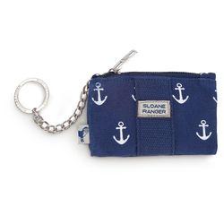 Coin purse 동전 카드 지갑- Anchor