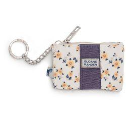 Coin purse 동전 카드 지갑- Yellow Ditzy