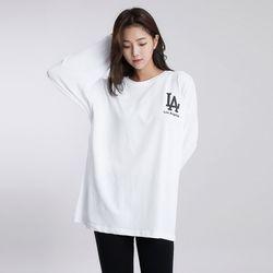 [로코식스] 엘에이 오버핏 티셔츠